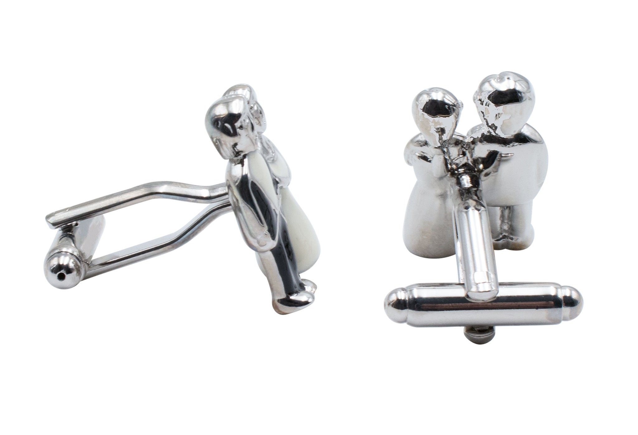 Maturin Wedding Couple Cufflink