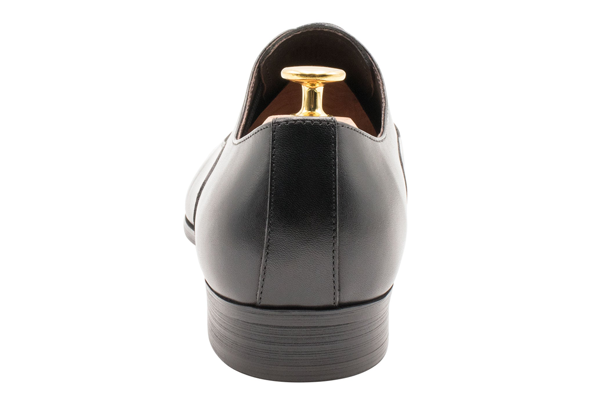 Calafate II Straight Cap Black Oxford