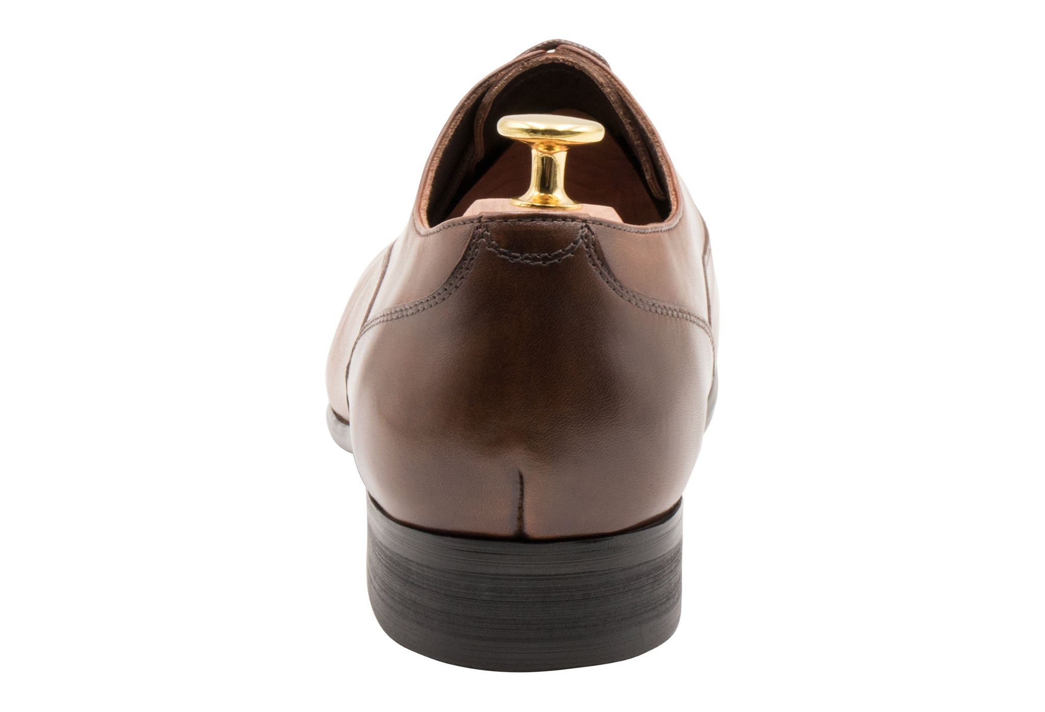 Calafate Blake Stitch Chestnut Oxford