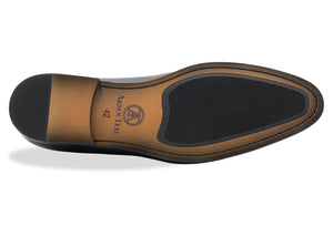 Estero Straight Cap Black Derby