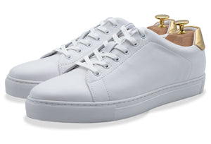 Loreto Gold Trim Sneakers