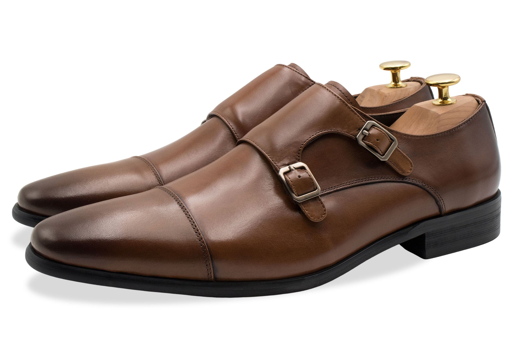 Corrientes Tassle Walnut Loafer Leather Shoes