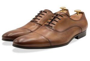 Calafate II Straight Cap Patina Oxford