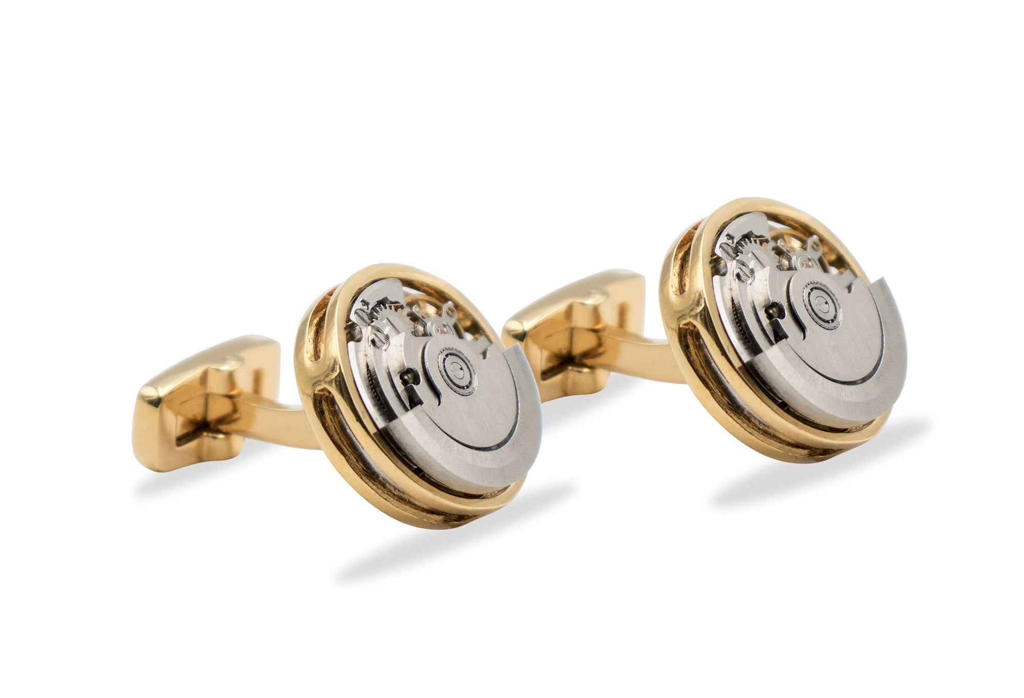 Guatire Watch Movement Cufflinks