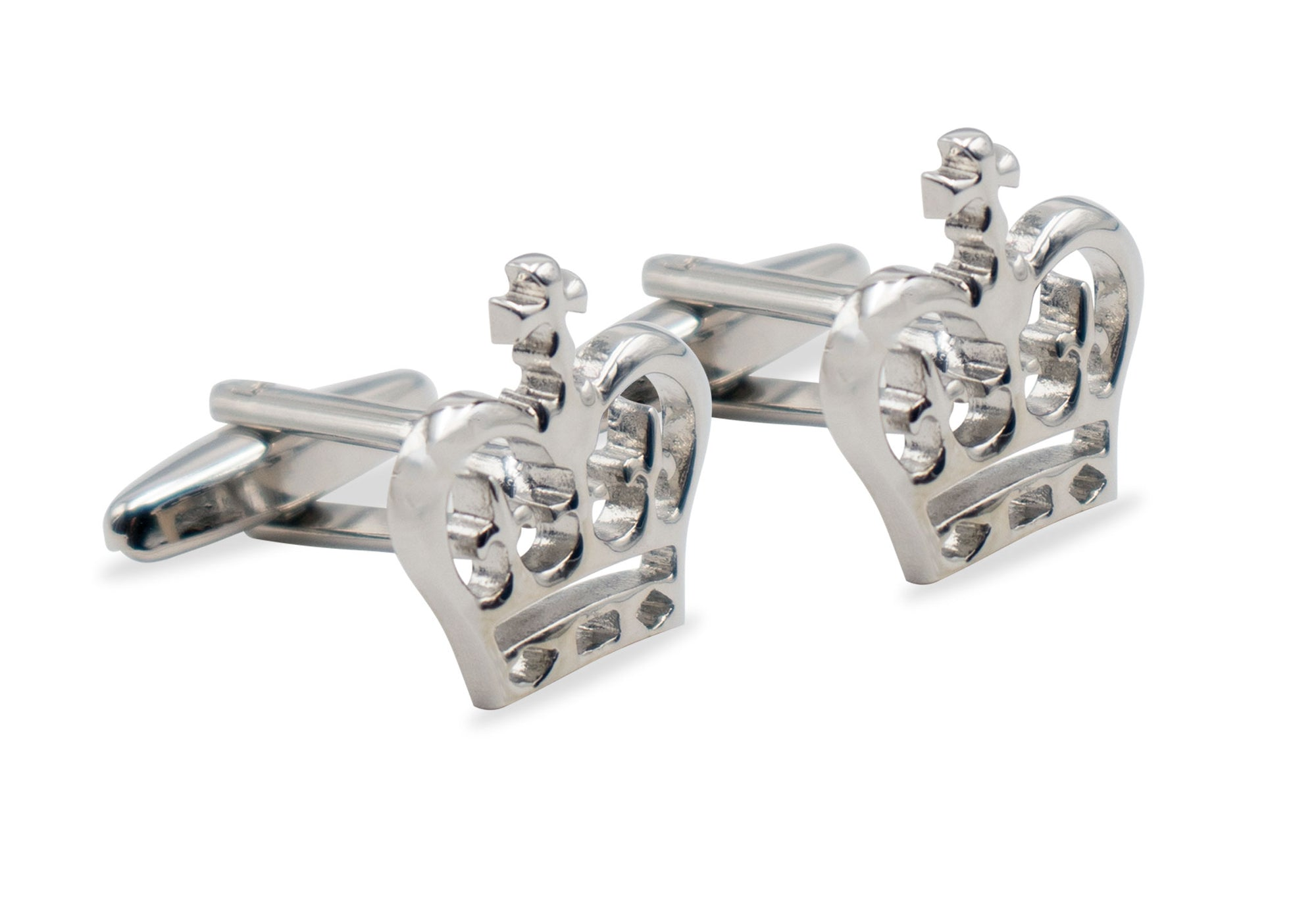 Sanare Crown Cufflink