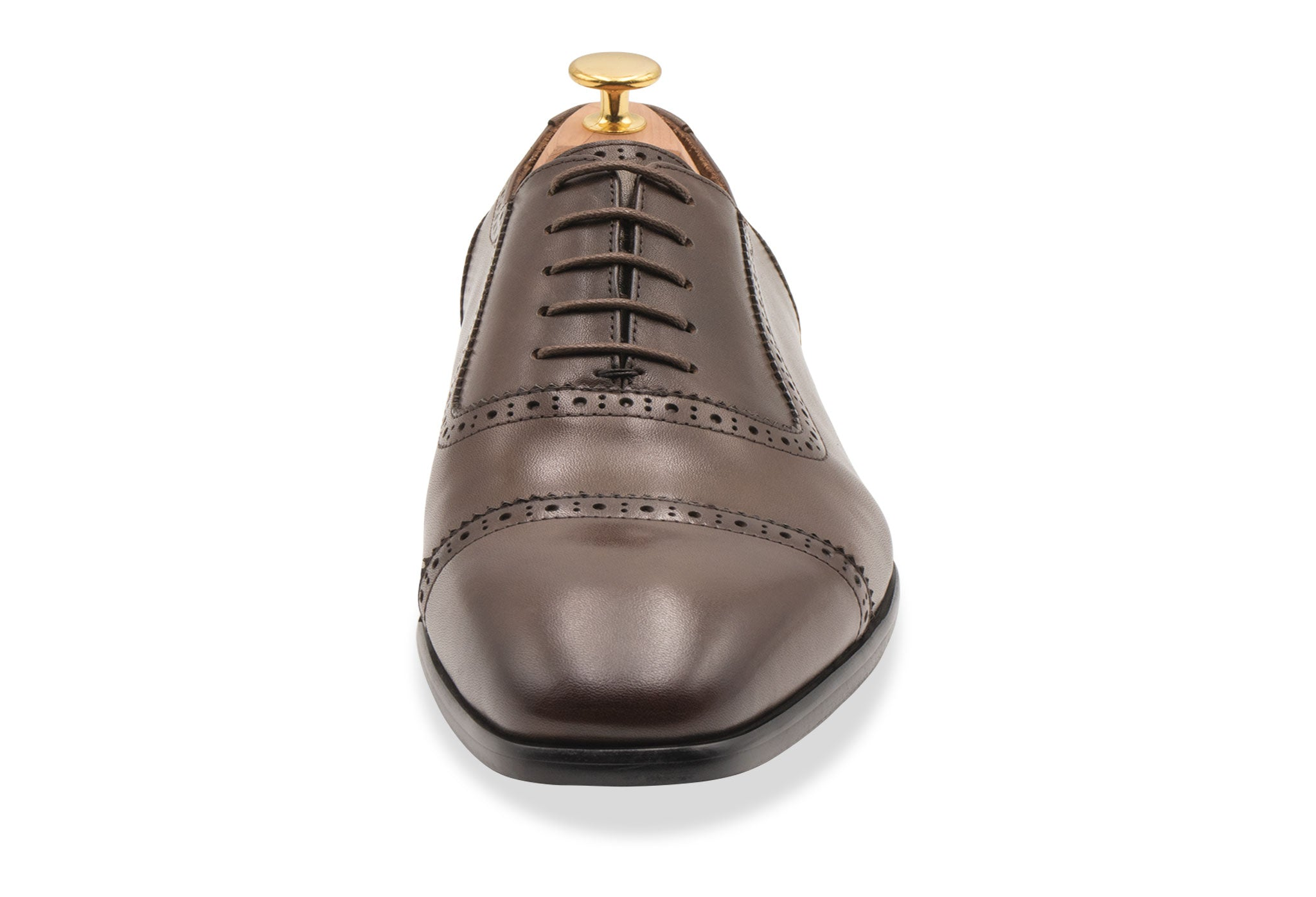 Tartagal Straight Cap Walnut Oxford