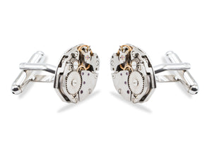 Teques Watch Movement Cufflinks