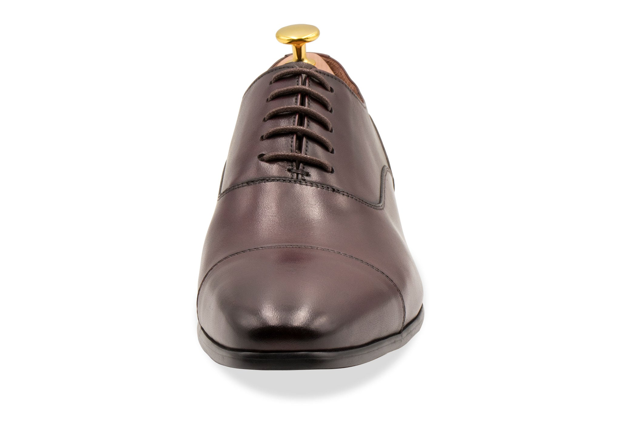 Corrientes Tassle Chestnut Loafer Leather Shoes