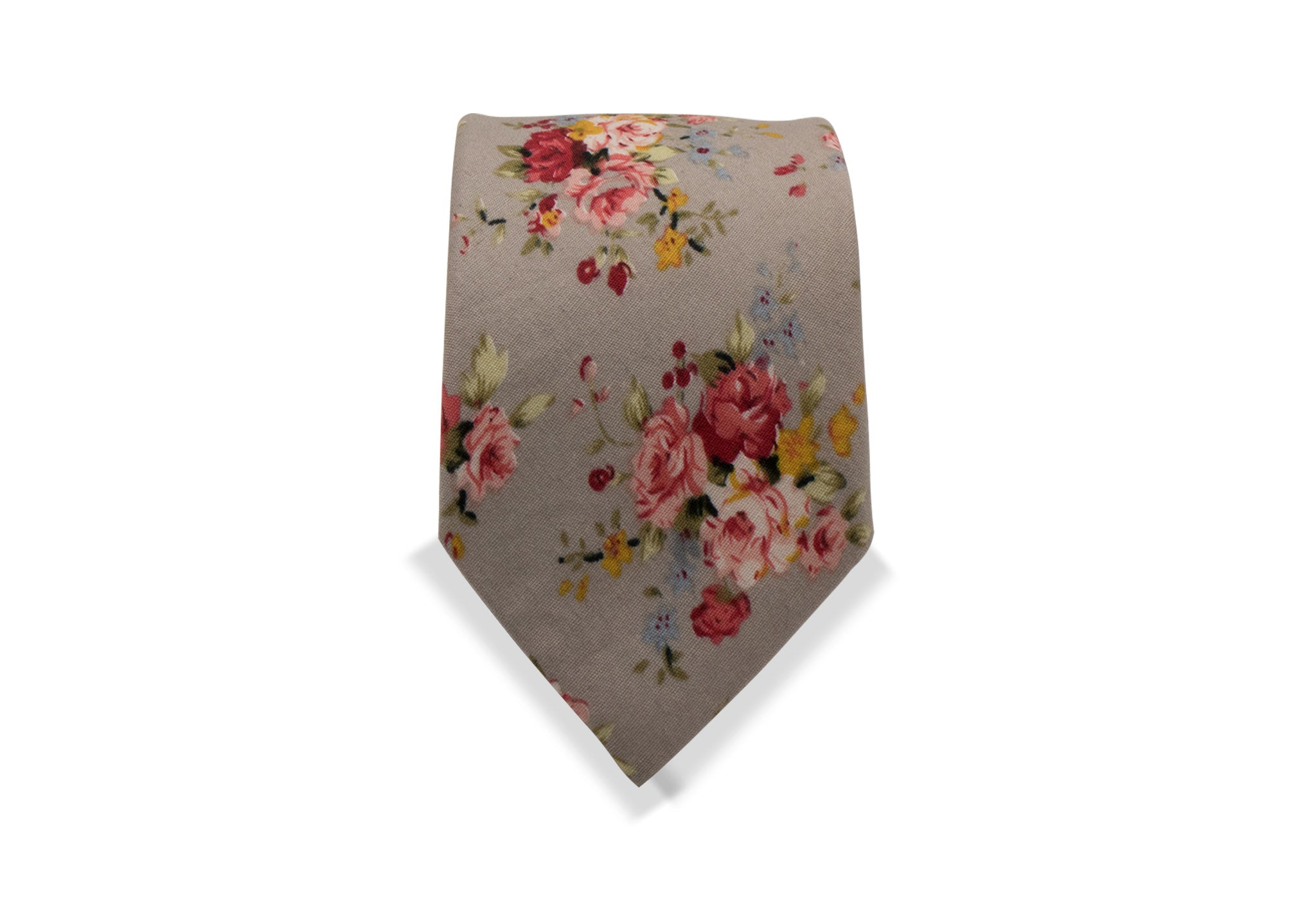 Tomari Japanese Cotton Tie & Pocket Square
