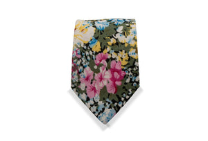 Rokkasho Japanese Cotton Tie