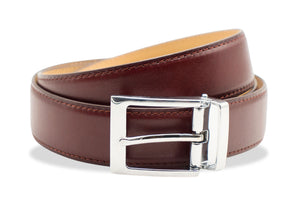 Luis Belt Oxblood