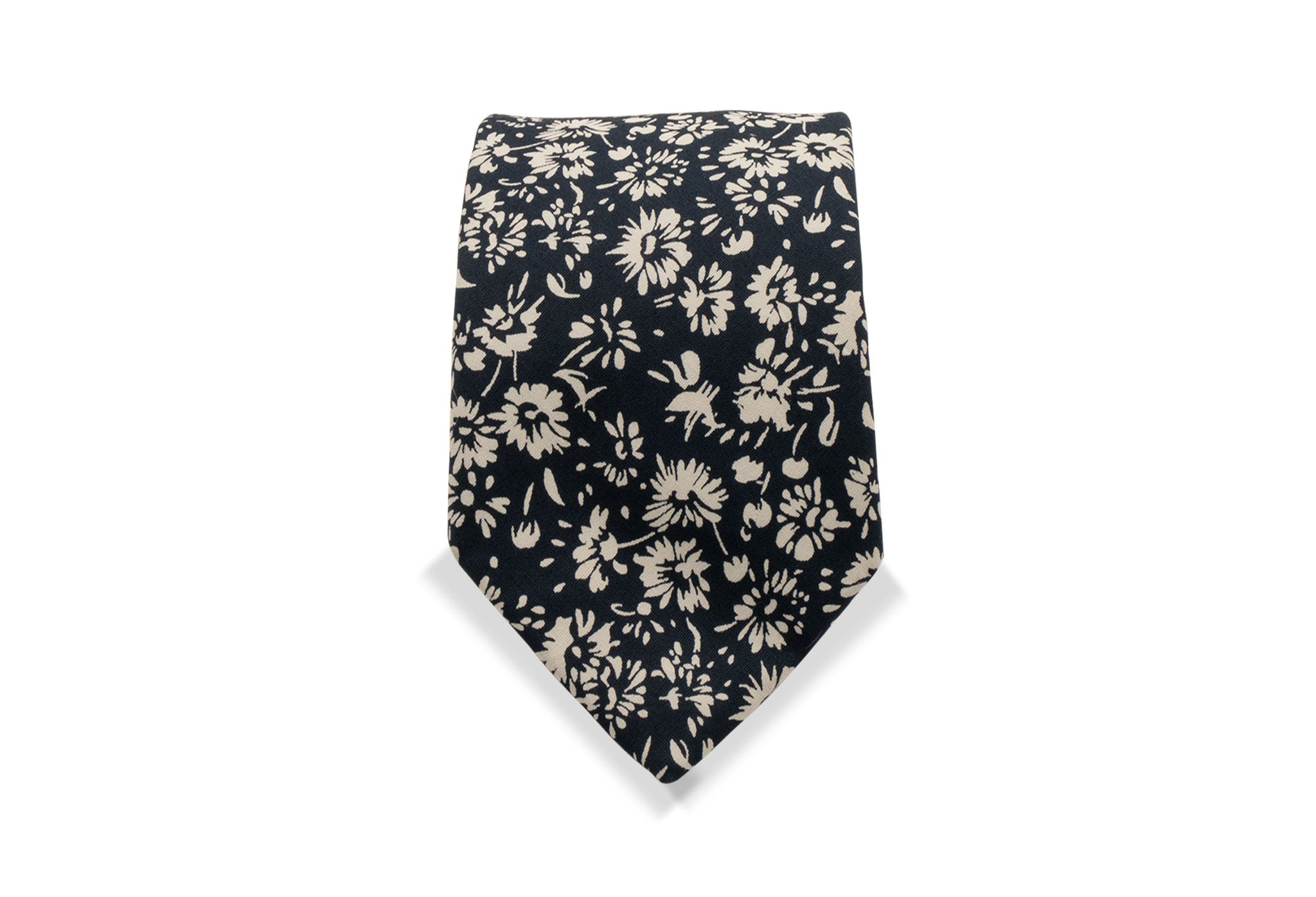 Nishimeya Japanese Cotton Tie & Pocket Square