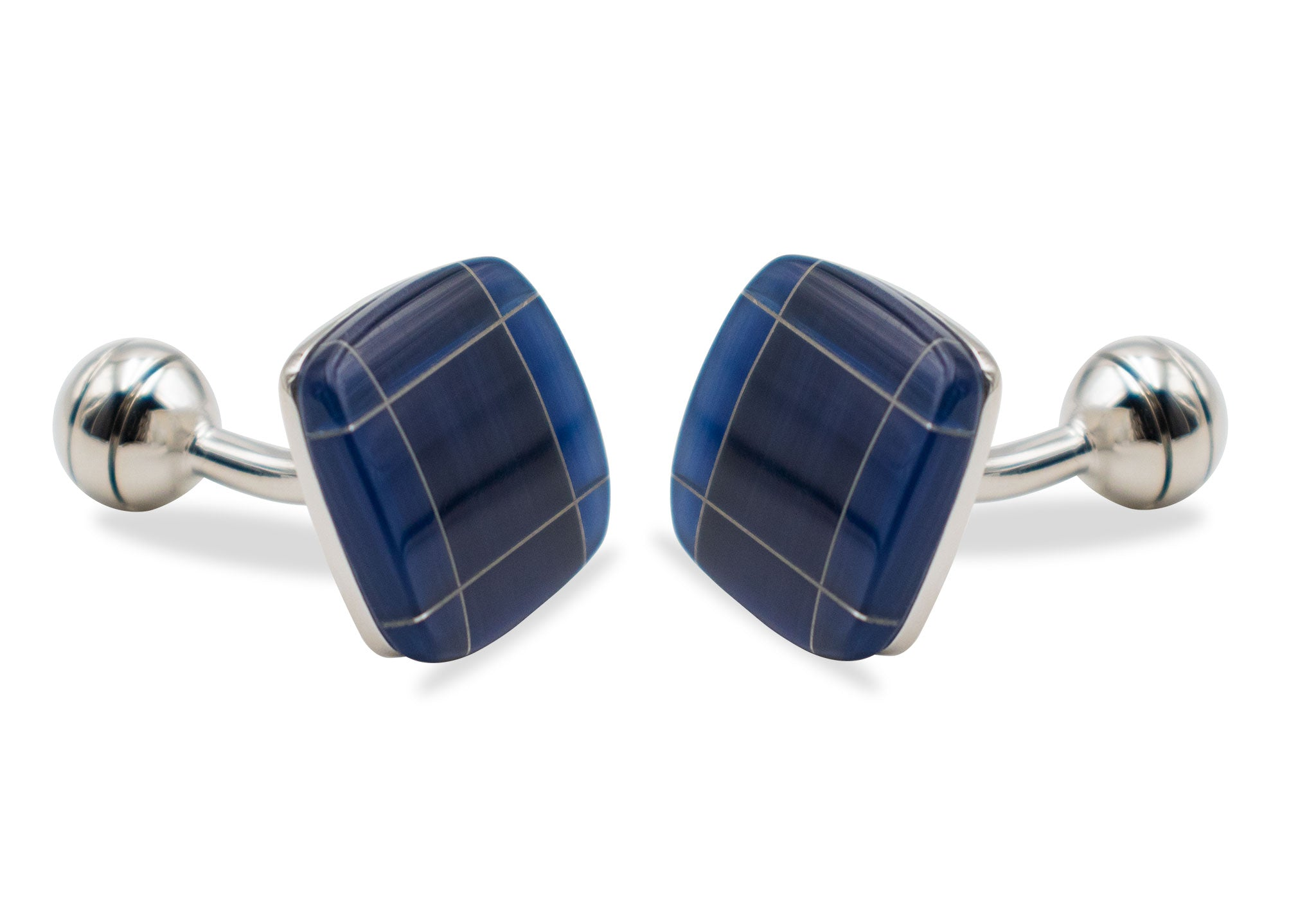 Merida Chrome Cufflink