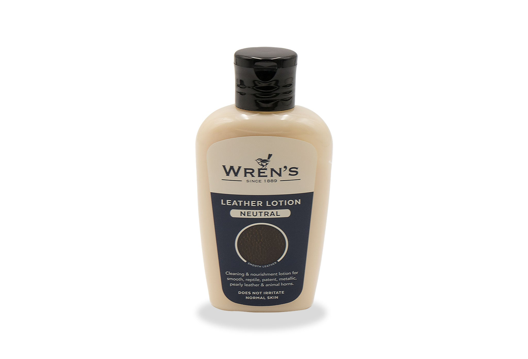 Wren's Leather Lotion