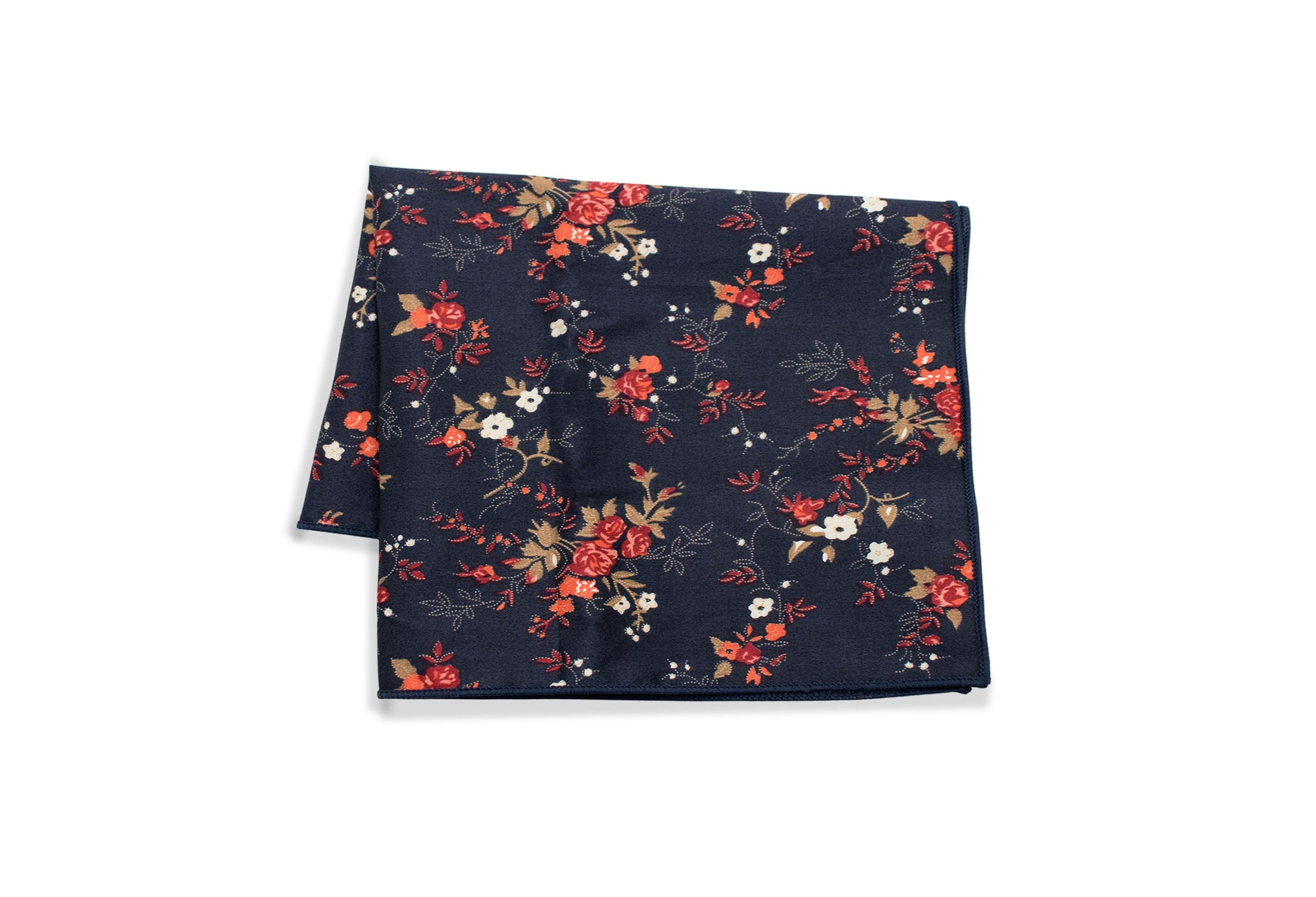 Yoichi Japanese Cotton Tie & Pocket Square