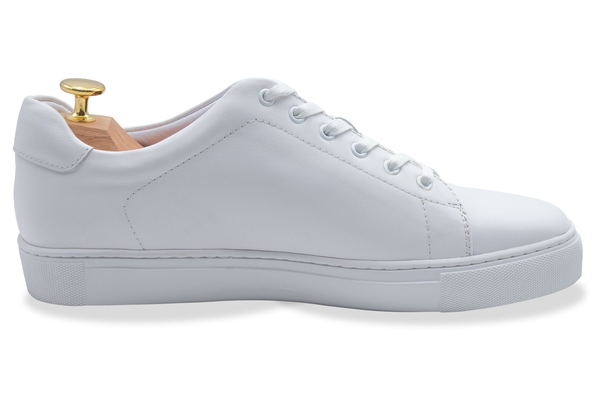 Loreto All White Sneakers