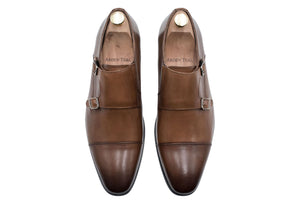 Escalada Blake Stitch Chestnut Double Monk
