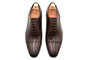 Calafate Blake Stitch Walnut Oxford