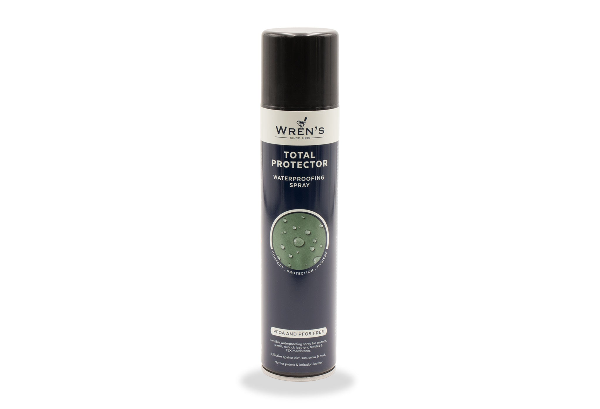 Wren's 1889 Waterproofing Spray