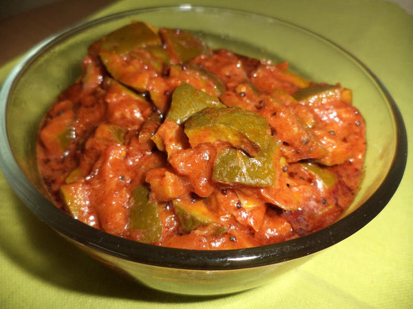Narthangai (Citron masala pickle)