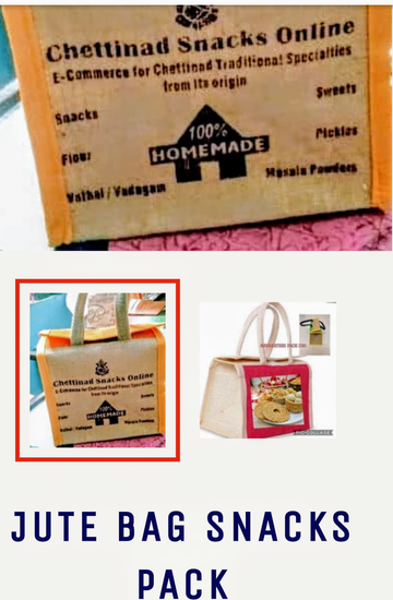 Jute bag trial pack