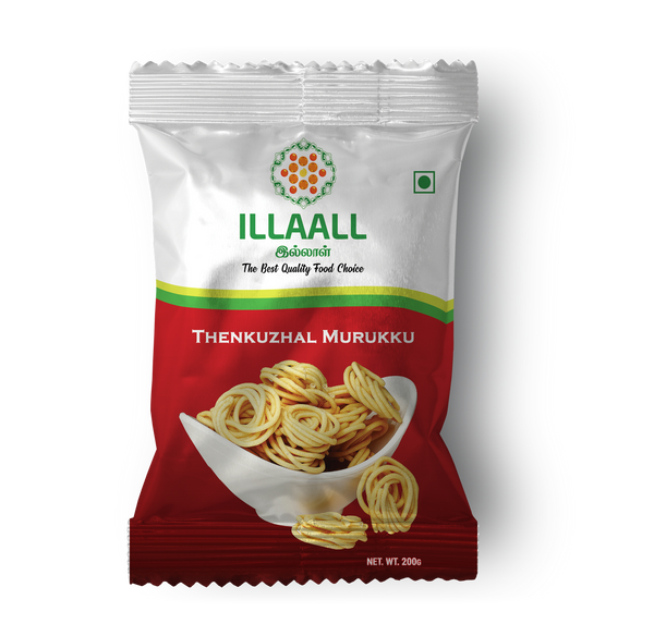 ILLAAL Mixed savouries