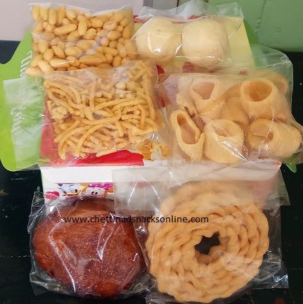 Trail Pack of chettinad snacks