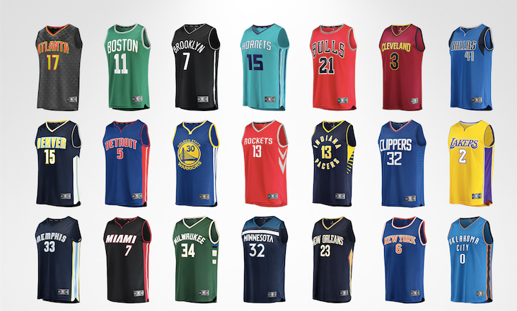 Authentic NBA NFL MLB NHL Jerseys $49