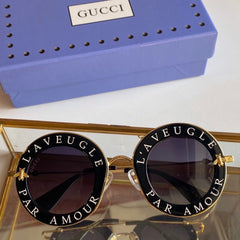 Women's GG Designer Sunglasses with BOX