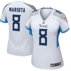 Marcus Mariota #8 Tennessee Titans NFL Jersey