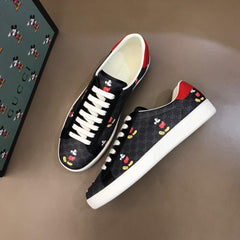 Black Mickey GG x Gucci Ace sneaker FREE MASK INCLUDED