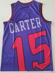 Vince Carter Raptors Mitchell & Ness big face Jersey