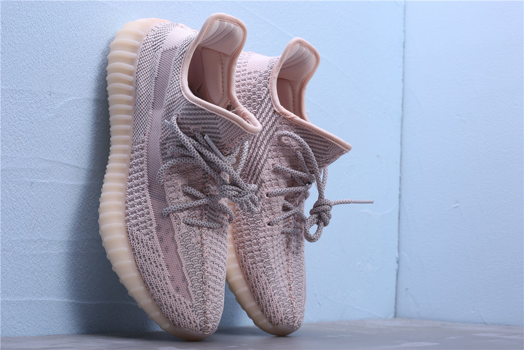 Yeezy Boost 350 V2 YEEZY BOOST Lavender Peach AUTHENTIC