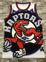 Toronto Raptors Mitchell & Ness big face Jersey