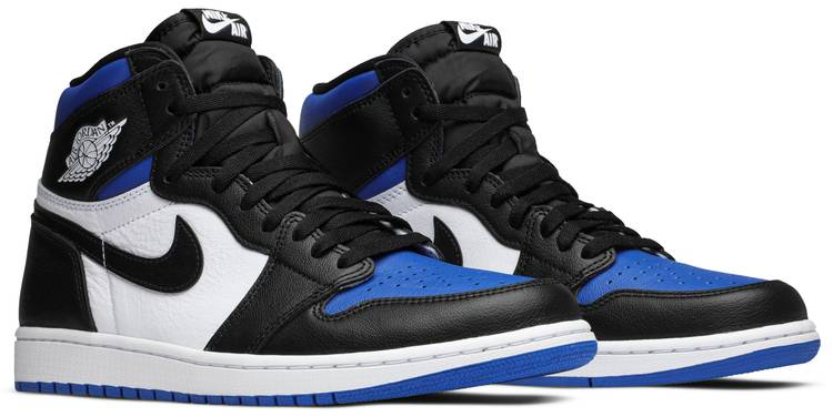 Jordan 1 Retro High Royal Toe