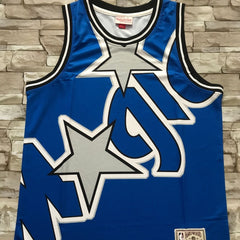 Orlando Magic Mitchell & Ness big face Jersey