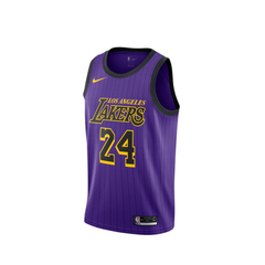 Kobe Bryant #24 LA Lakers Jersey - supports Kobe's charities