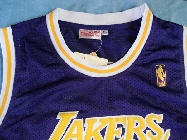 Kobe Bryant #8 LA Lakers Mitchell & Ness Jersey - supports Kobe's charities