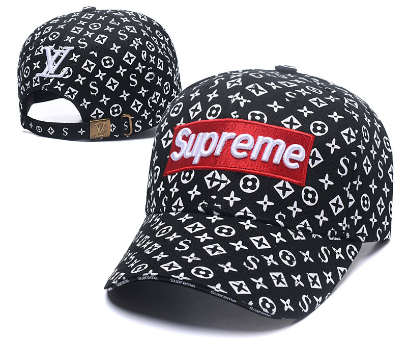 Supreme Monogram Hats and Caps