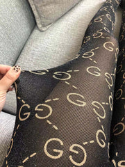 Chic GG designer luxury stockings tights