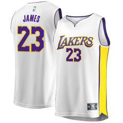 LeBron James Los Angeles Lakers #23 Jersey