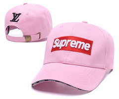 Solid Color Supreme Hats and Caps