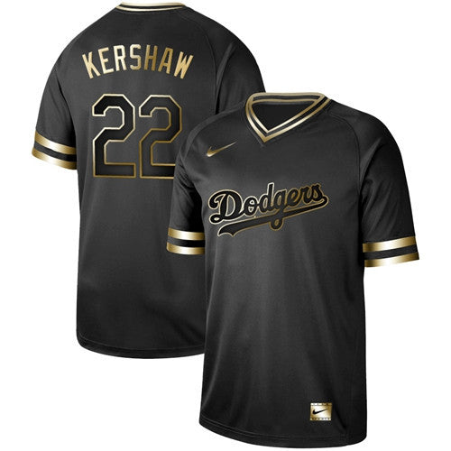 Clayton Kershaw Golden Edition Jersey