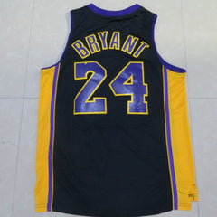 Kobe Bryant #24 LA Lakers Adidas Jersey - supports Kobe's charities