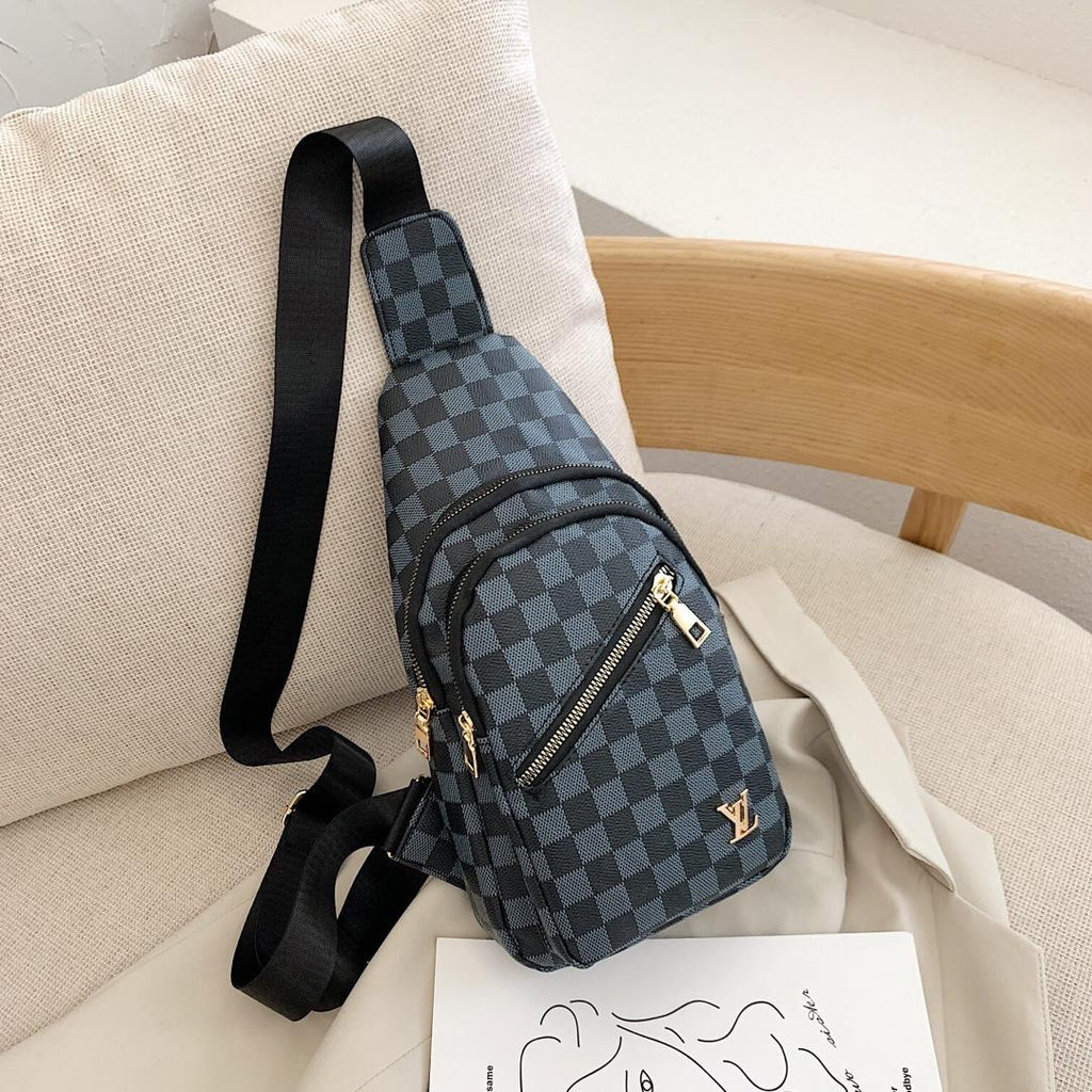 Custom European American fashion LOUIS VUITTON Gucci Backpack bag Handbags Shoulder Chest bag