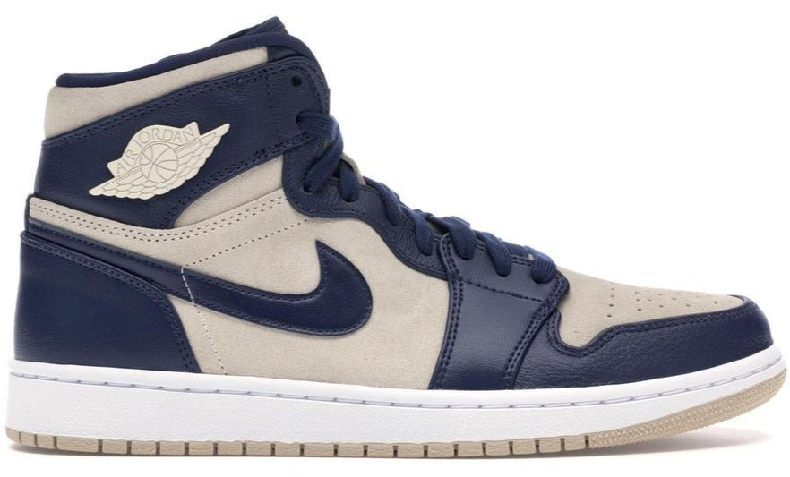 Jordan 1 Retro Navy Light Cream