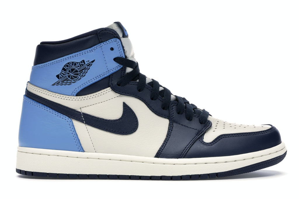 Air Jordan 1 Men's Retro Obsidian University Blue