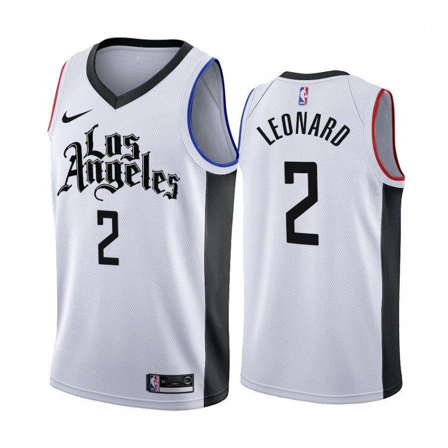 Kawhi Leonard #2 Los Angeles Clippers Jersey