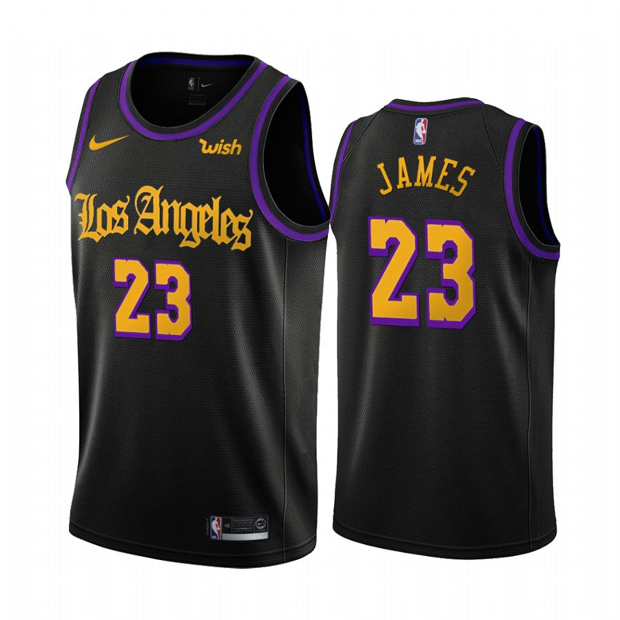LeBron James Los Angeles Lakers #23 Jersey $49 FREE SHIPPING ...