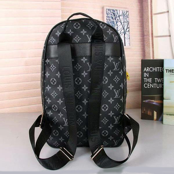 Unisex LV Canvas Backpacks For School, Laptop, school Rucksack